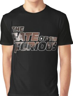 The Fate of Furious Graphic T-Shirt