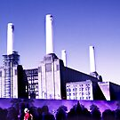 Battersea Power Station by John Violet