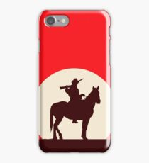 Red Style Dead iPhone Case/Skin