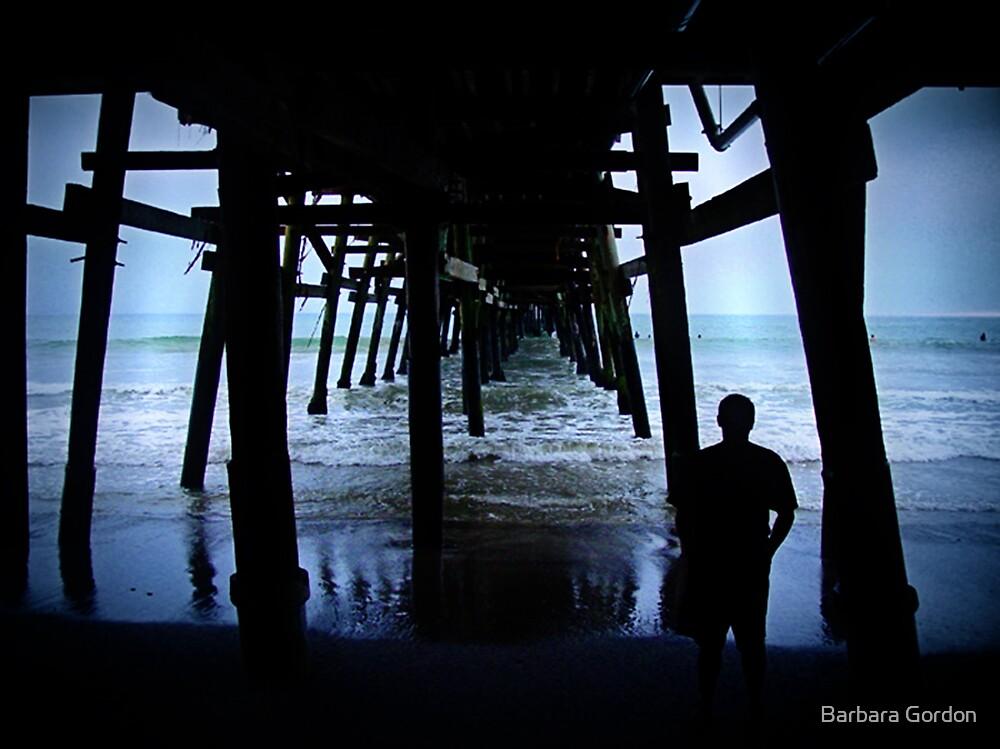 Under the Pier by Barbara Gordon