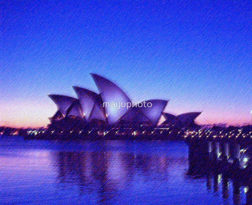 Opera House by mayuphoto