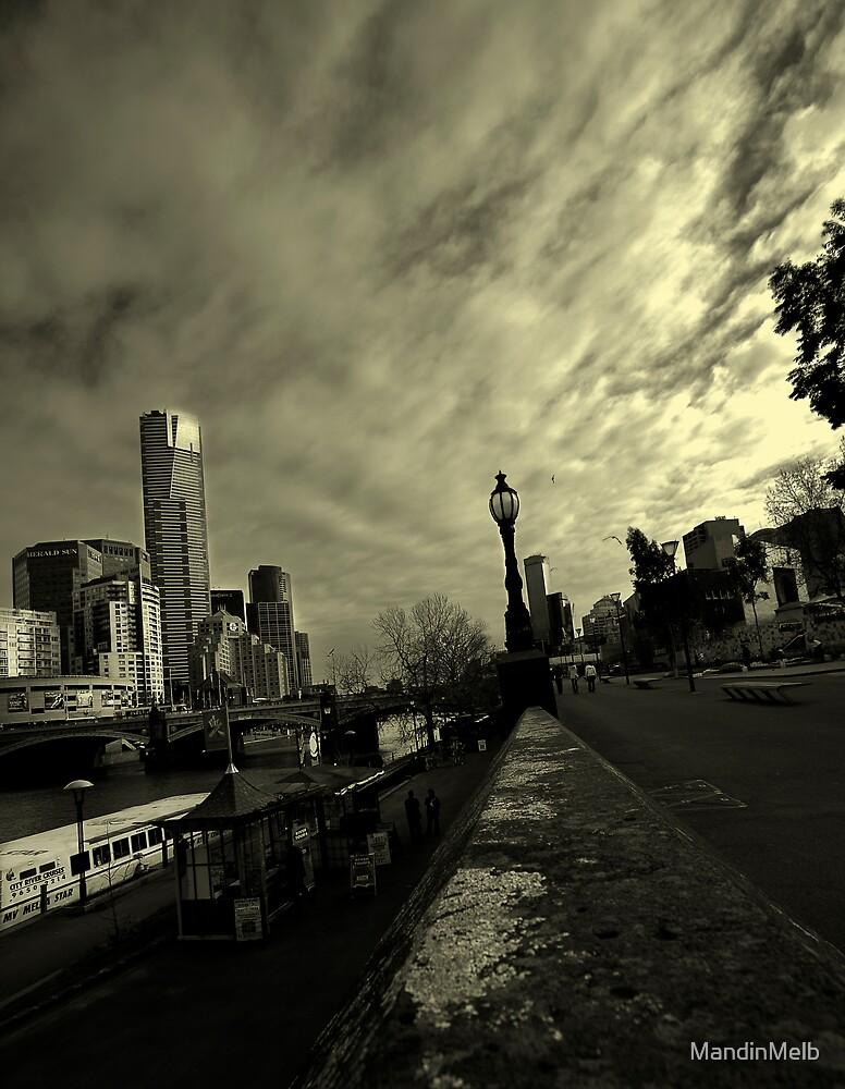 Dynamic Melbourne by MandinMelb