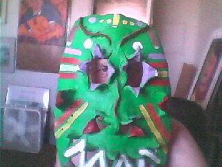 elephant mask by madvlad
