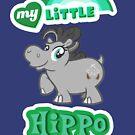 My Little Hippo- Jungle is Magic by JungleCrews