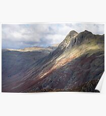 Langdale Light Poster