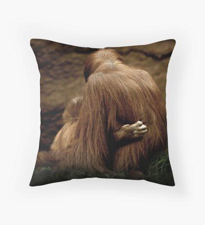 I've got you.. Throw Pillow