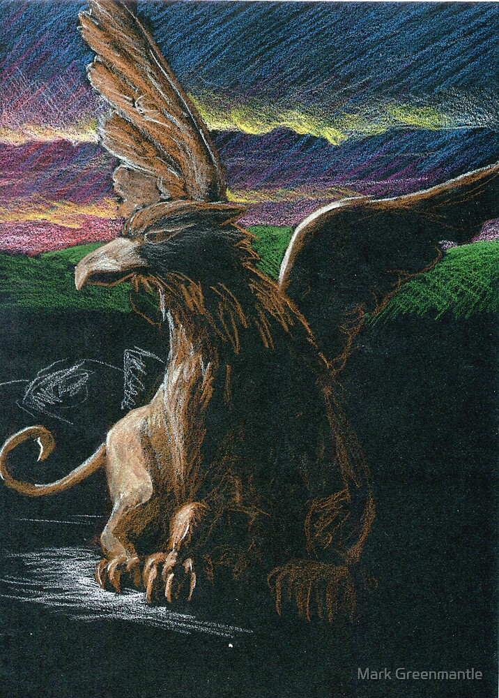 Griffin by Mark Greenmantle