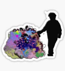 Sgt. Pepper Spray Sticker