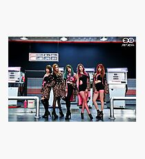 exid hot pink Photographic Print