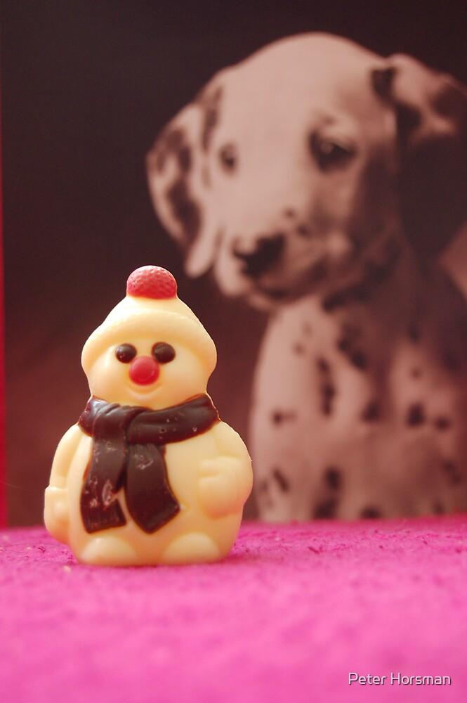 Snowman by Peter Horsman