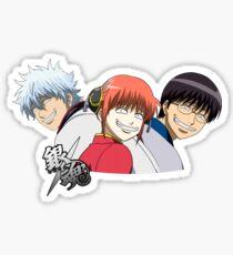 Gintama - Smiles Sticker