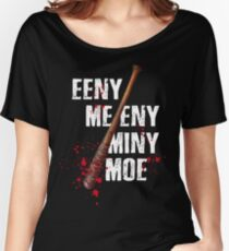 EENY MEENY MINY MOE Banned Primark Design Women's Relaxed Fit T-Shirt