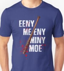 EENY MEENY MINY MOE Banned Primark Design Unisex T-Shirt