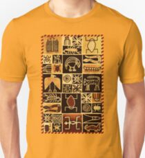 Desert Animals Unisex T-Shirt