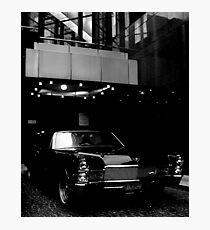 caddy Photographic Print