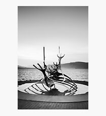 Sun Voyager  Photographic Print
