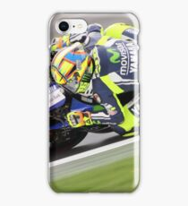 Valentino Rossi MOTO GP iPhone Case/Skin
