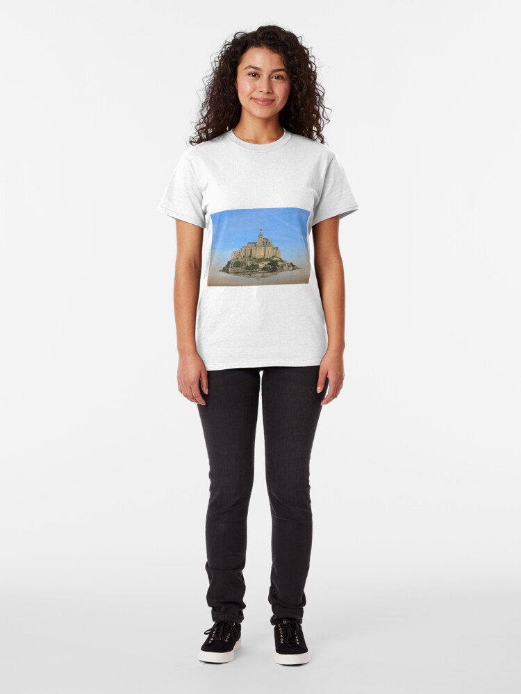 Alternate view of Castle in the air Classic T-Shirt