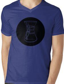 Chemex (cercle noir series) Mens V-Neck T-Shirt