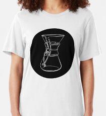 Chemex (cercle noir series) Slim Fit T-Shirt