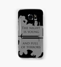 The Night Is Young Samsung Galaxy Case/Skin