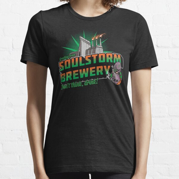 Greetings From Soulstorm brewery Essential T-Shirt