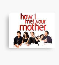 How I Met Your Mother Metal Print