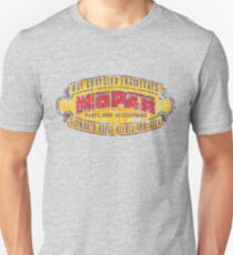 Vintage Mopar Parts Sign Unisex T-Shirt