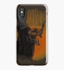 Sauron's Marshmallow Break iPhone Case