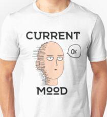 Current Mood Saitama Unisex T-Shirt