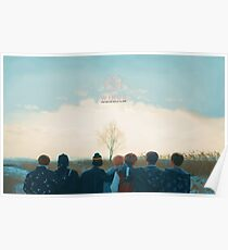 BTS 'Spring Day' Poster