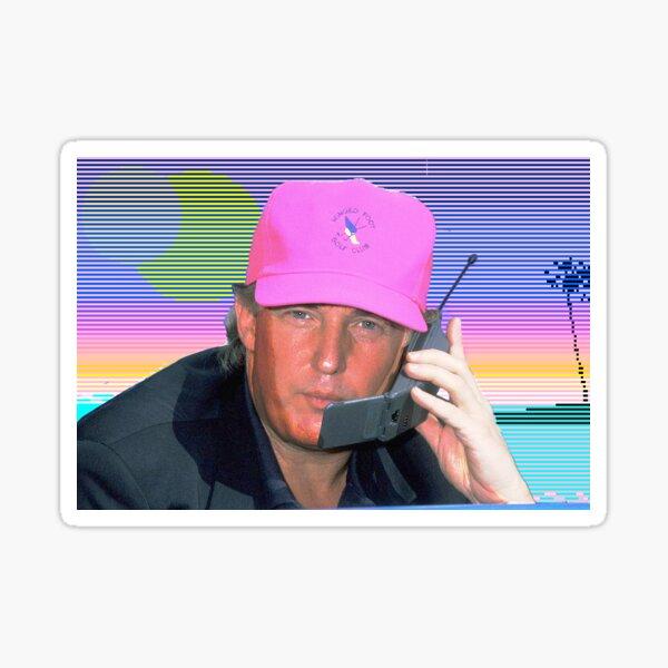 TrumpWave Sticker