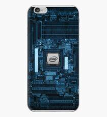 Intel Motherboard iPhone Case