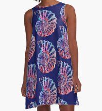 sea shell A-Line Dress