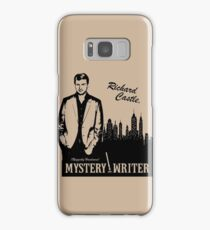 Richard Castle, Mystery Writer Samsung Galaxy Case/Skin