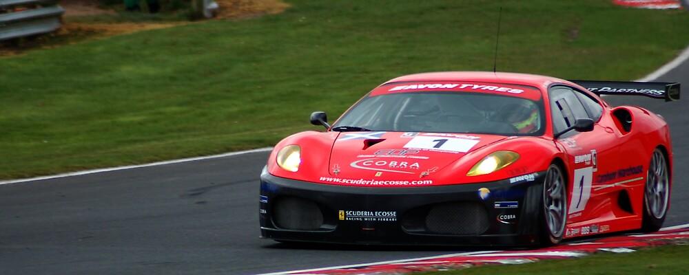 Ferrari by Thelonius