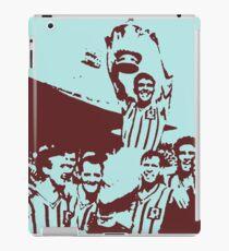 Aston Villa FA Cup winners 1957 iPad Case/Skin