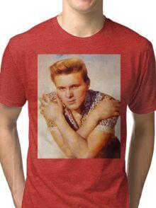 Billy Fury, Music Legend Tri-blend T-Shirt