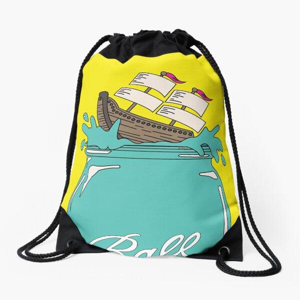 Overboard Drawstring Bag