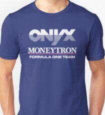 ONYX F1 TEAM - 1989 SEASON (WHITE) Unisex T-Shirt