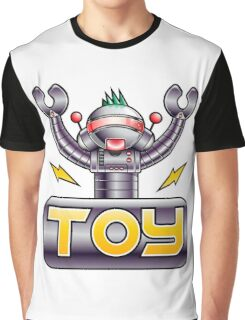 eletric robot toy Graphic T-Shirt