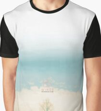 BTS 'Spring Day' - White Fade Version Graphic T-Shirt
