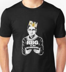 RBG ist meine Homegirl Ruth Bader Ginsburg Unisex T-Shirt