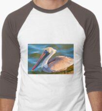 Pelican Profile 2 Men's Baseball ¾ T-Shirt