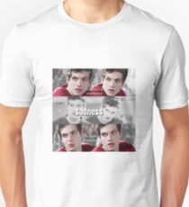 Sadness - Happiness (Isaac Lahey) T-Shirt
