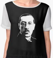 Igor Stravinsky - Absolute Genius Chiffon Top