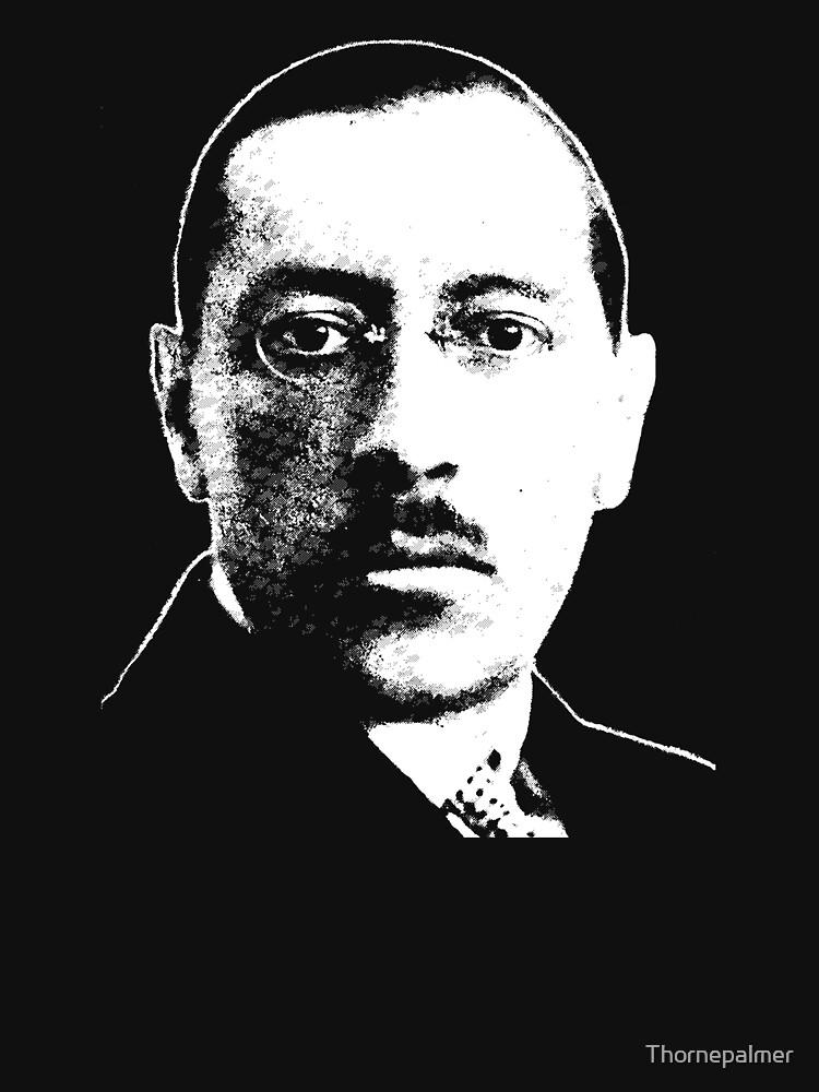 Igor Stravinsky - Absolute Genius by Thornepalmer