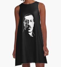 Igor Stravinsky - Absolute Genius A-Line Dress