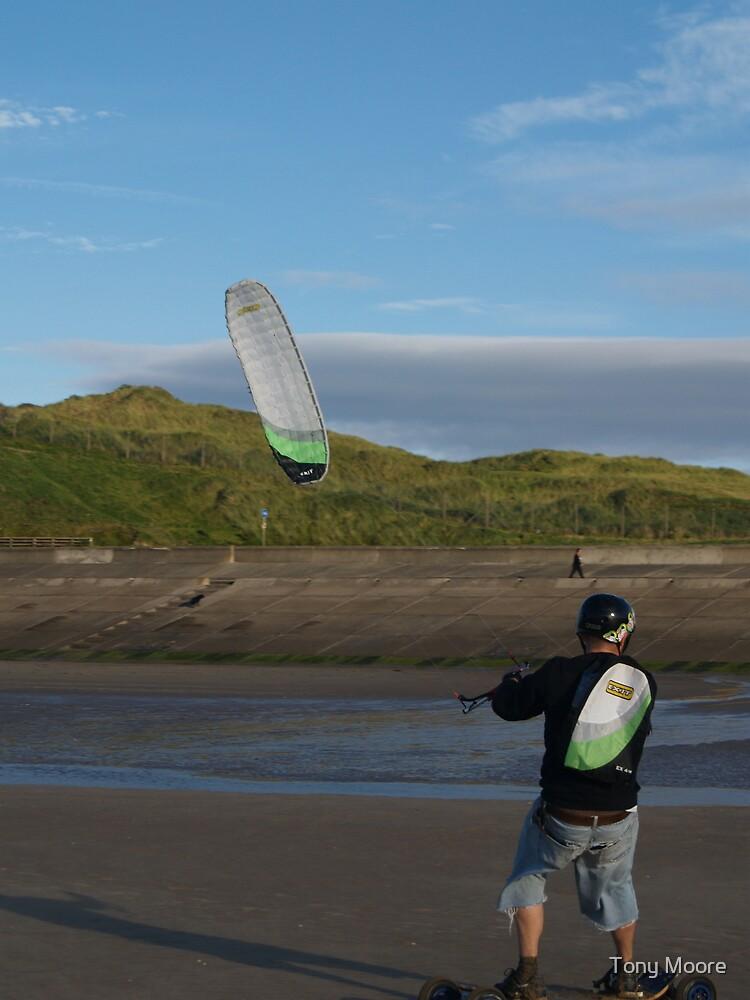 Beach Surfer2 by Tony Moore