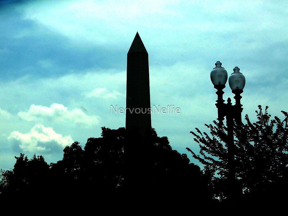 Monument by NervousNellie